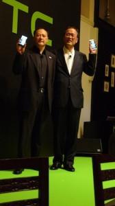 田中社長とピーター